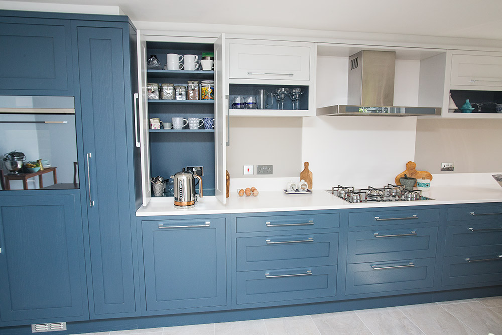 Bespoke Kitchen Design and Build in Suffolk